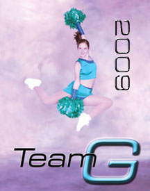 View Georgie Girl's 2010 team - colorguard catalog.