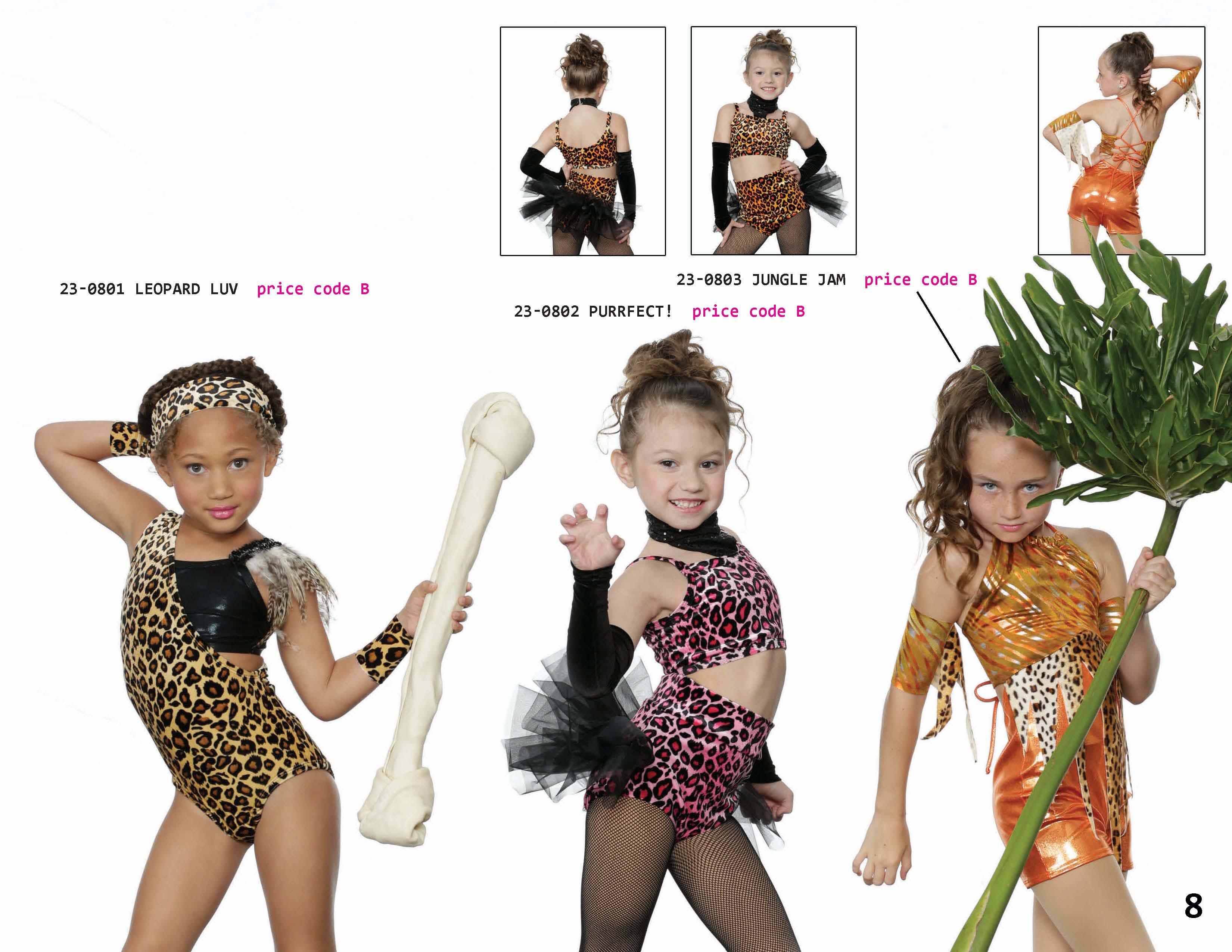 206c720e7 Georgie Girl - Dance Costumes - Catalog 2016