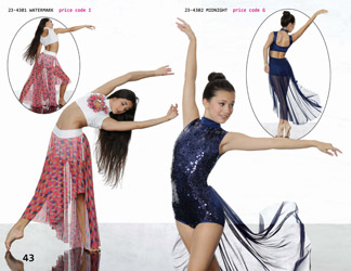 d25664e8d Modern lyrical jazz sequin dance competition costume navy ...