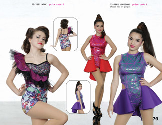 8dc3bf62fcff Modern lyrical genie dance competition costume Modern lyrical genie dance  competition costume red purple jewel print