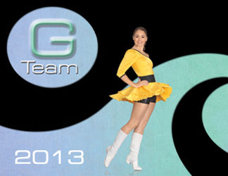Georgie Girl Costumes 2013 Team catalog.