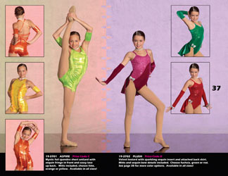 Click to view Dance Costumes picture BiG