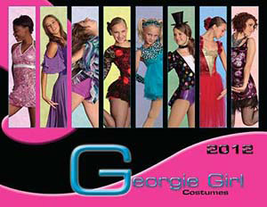 View Georgie Girl's 2012 Dance catalog.