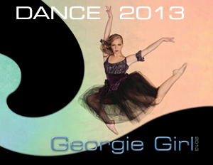 View Georgie Girl's 2012 Dance costume catalog.