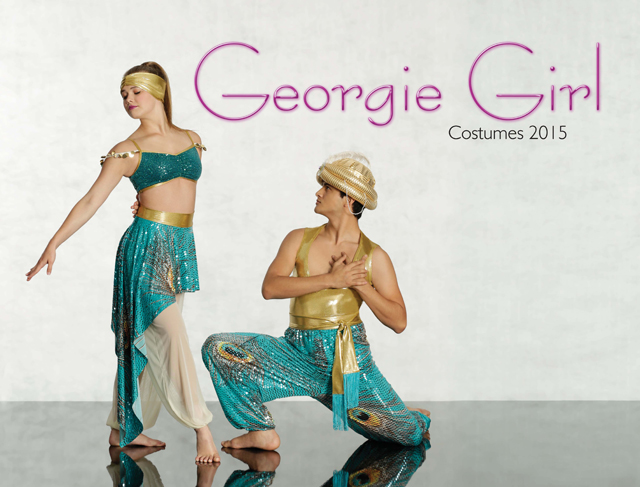 View Georgie Girl's 2015 Dance costume catalog.