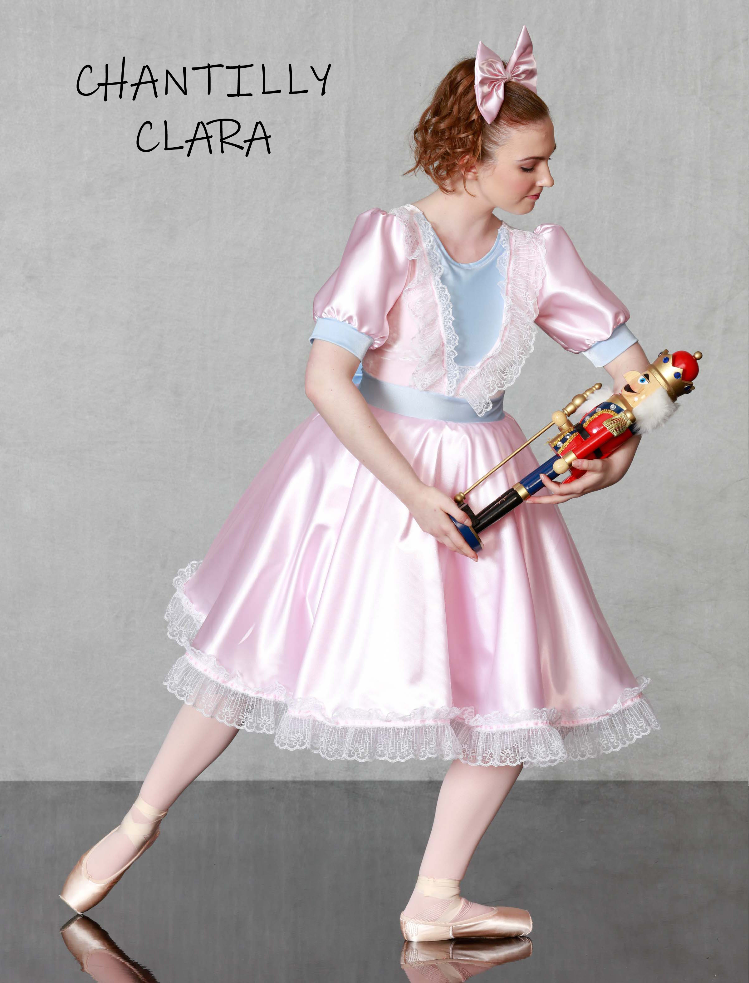 NUTCRACKER CHANTILLY CLARA