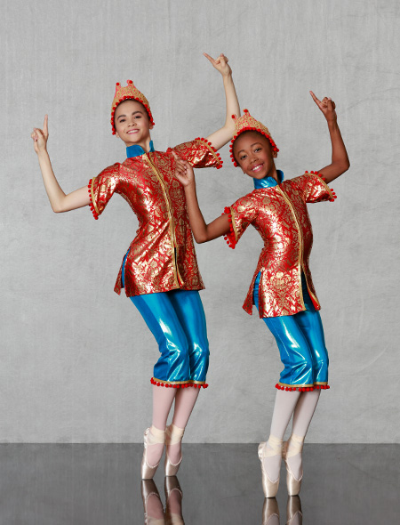 NUTCRACKER ACT 2 - CHINESE