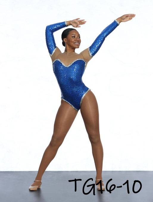 Majorette Team uniforms